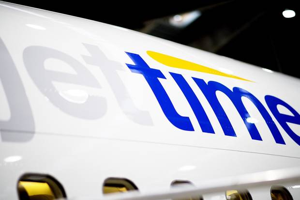 Det danske flyselskab Jettime vil i den kommende vinterperiode placere et fly og i omegnen af 20 medarbejdere på en base under markant sydligere himmelstrøg end de danske.
