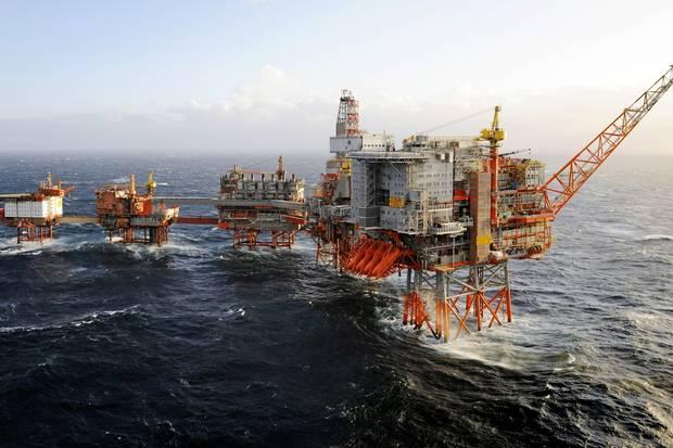 Olieselskabet sænker forventningen med 10.000 tønder om dagen.