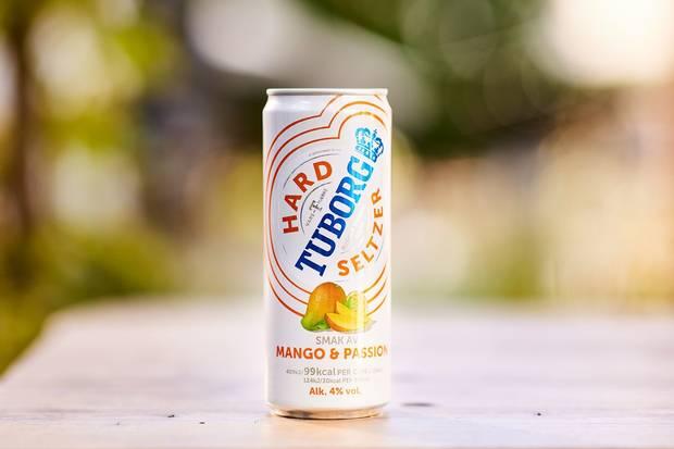 De seneste år er hard seltzer-drikke blevet mere og mere populær på især det amerikanske marked. Nu vil Tuborg se, om populariteten kan overføres til Skandinavien.